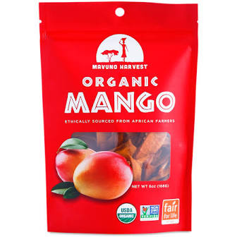 Mavuno Harvest Dried Mango