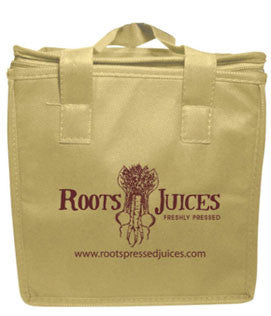 Insulated Juice Tote