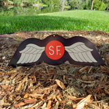 1st Special Service Force Wings Sign