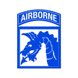 18th Airborne Corps Sign