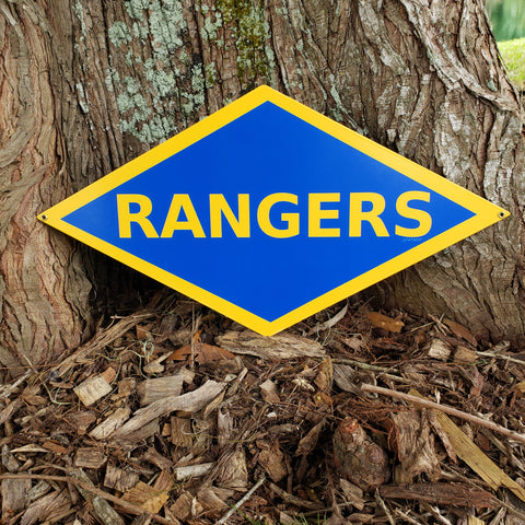 Ranger Division WWII Sign