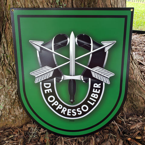 Special Forces 10th Group Sign