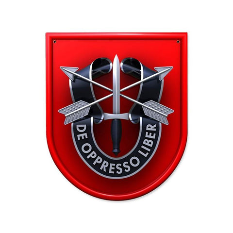Special Forces 7th Group Sign