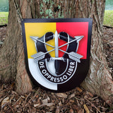 Special Forces 3rd Group Sign