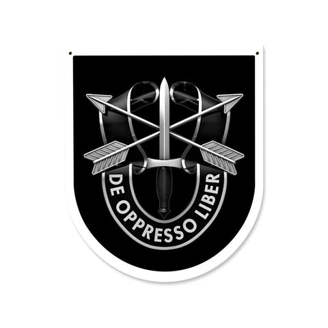 Special Forces 5th Group Sign 1961-1964,1985-2016