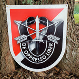 Special Forces 6th Group Sign