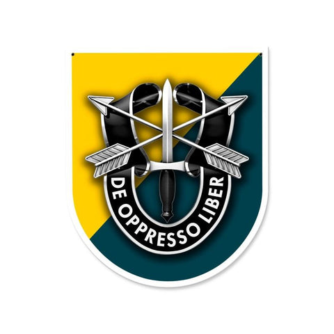 Special Forces 8th Group Sign