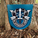 Special Forces 19th Group Sign