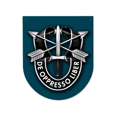 19th Special Forces Group Sign