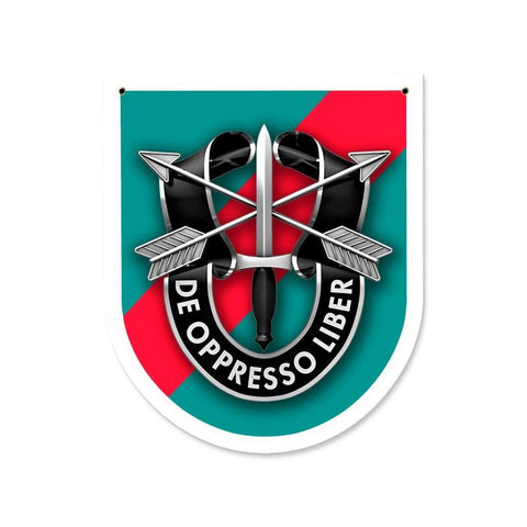 20th Special Forces Group Sign