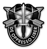 Special Forces De Oppresso Liber Sign