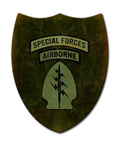 Special Forces Airborne Shield