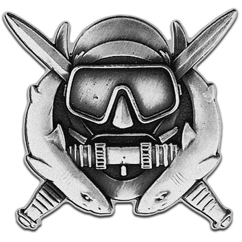 Special Operations Diver Badge Sign