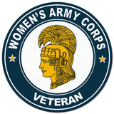 Woman's Army Corps Athena Sign