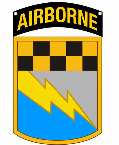 525th Military Intelligence Brigade Sign