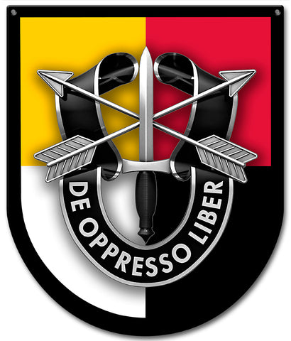 Special Forces 3rd Group Sign Small