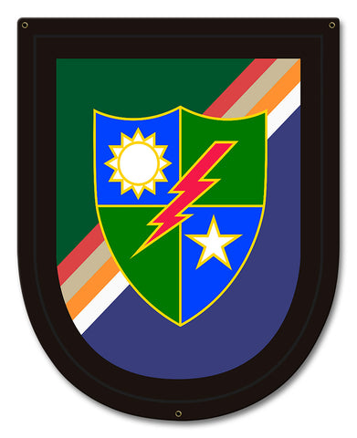 75th Ranger Flash Sign Current