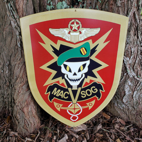 Special Forces MACVSOG Sign