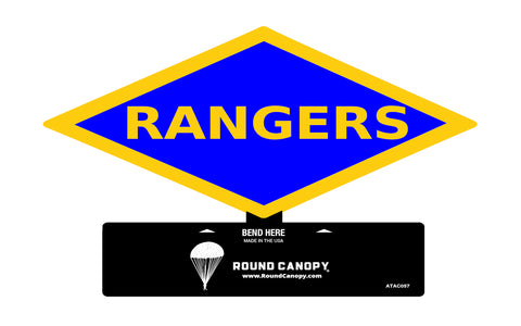 Ranger Division WWII Table Sign