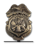 Military Police Badge Table Sign