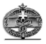 Medic Badge Combat 2nd Award Table Sign