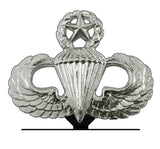 Parachutist Badge Master Table Sign