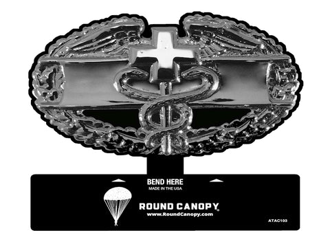 Medic Badge Combat Table Sign