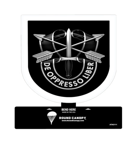 Special Forces 5th Group Table Sign 1961-1964,1985-2016