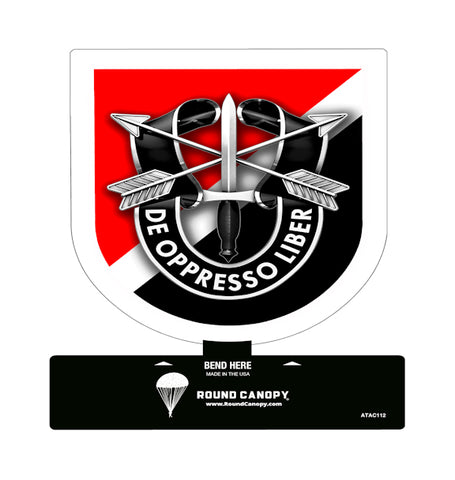 Special Forces 6th Group Table Sign