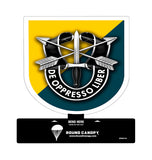 Special Forces 8th Group Table Top Sign
