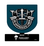Special Forces 19th Group Table Sign