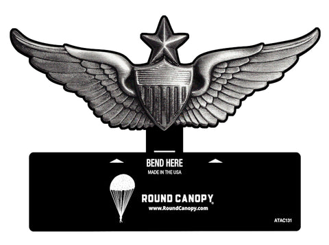 Army  Page   Altogether American Signs - Car sign with wings