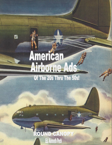 American Airborne Ads Of The 20s Thru The 50s