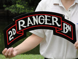2nd Ranger Bn Sign