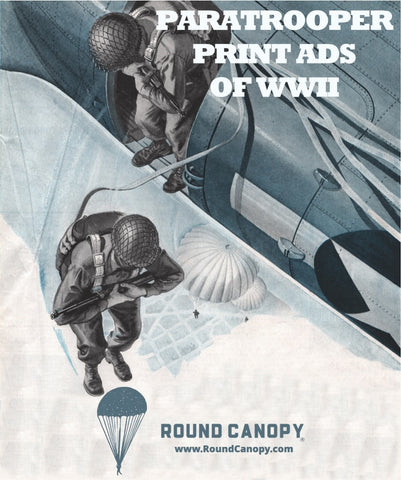Paratrooper Print Ads of WWII