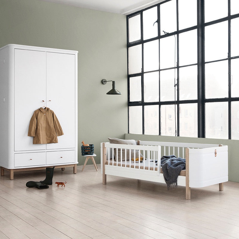 Mini+ Oliver Furniture Kinderbett