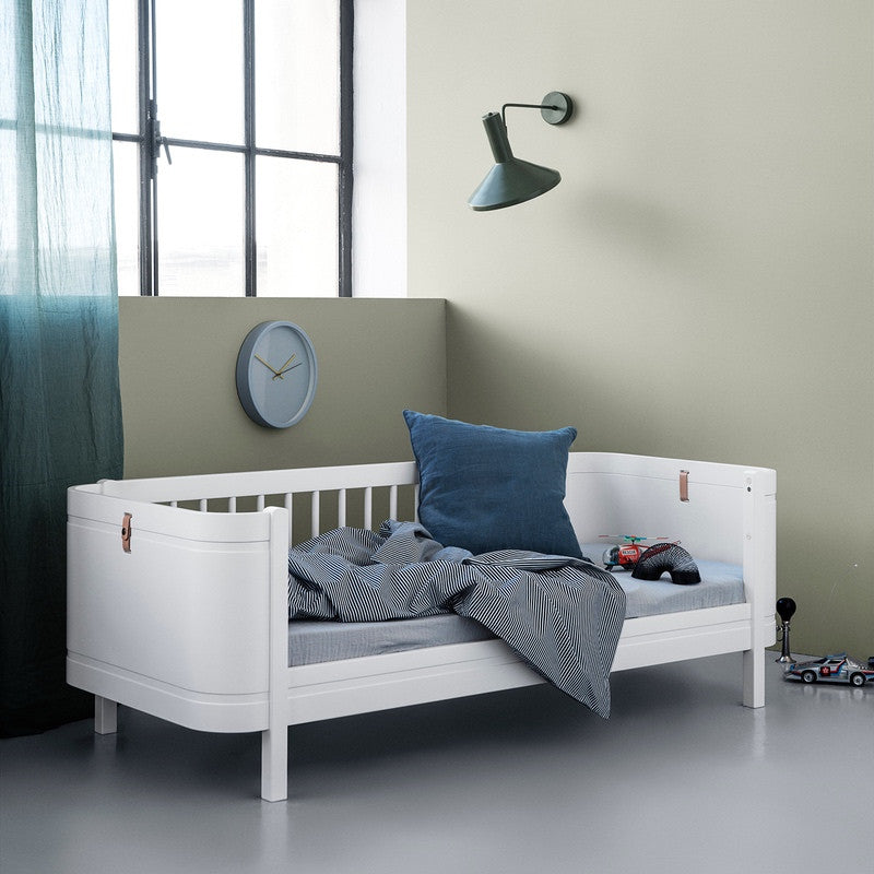 MIni+ Oliver Furniture Juniorbett Weiss
