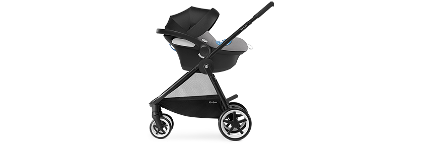 Cybex Aton M i-Size Travel System adapter for strollers
