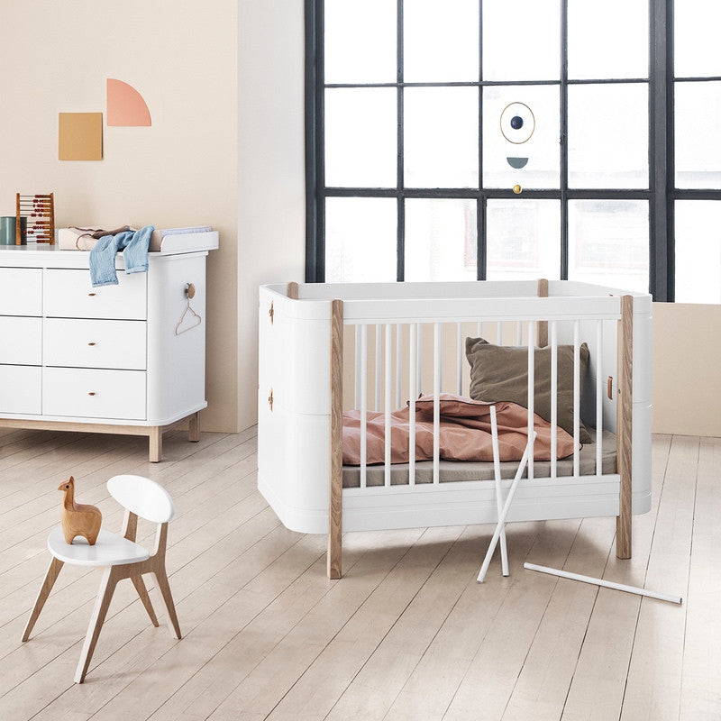 Mini+ Oliver Furniture Babybett
