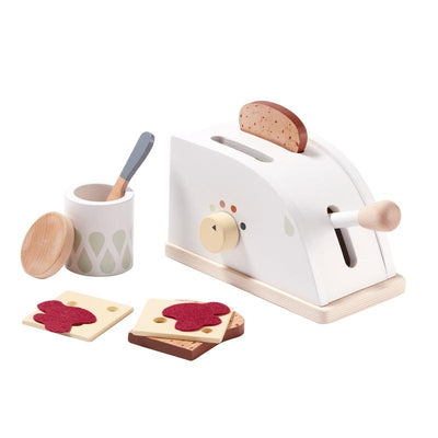Kids Concept Toaster White / colored
