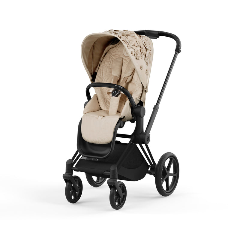 Cybex <br/> Mios Chrome <br/> Deep Black