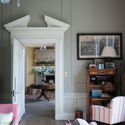 Farrow & Ball <br/> Estate Emulsion <br/> Light Gray 17