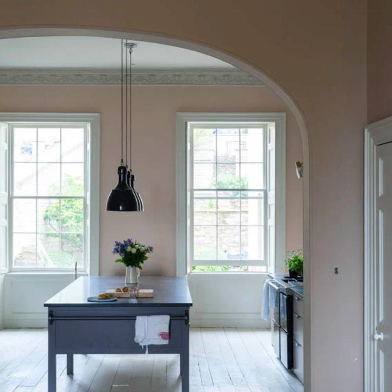 Farrow & Ball <br/> Modern Emulsion <br/> Dead Salmon 28