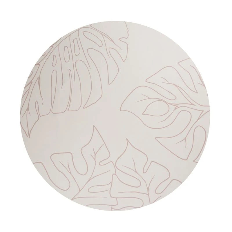 "Toddlekind <br/> Bodenmatte Clean Wean Mat ""Jungle Series"" <br/> Beige"
