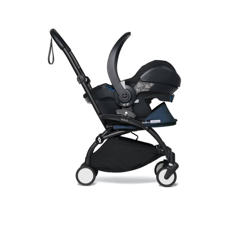 BABYZEN <br/> YOYO Babyschale by BeSafe® <br/> Black