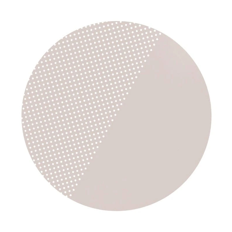 "Toddlekind <br/> Bodenmatte Clean Wean Mat ""Spotted Series"" <br/> Clay"