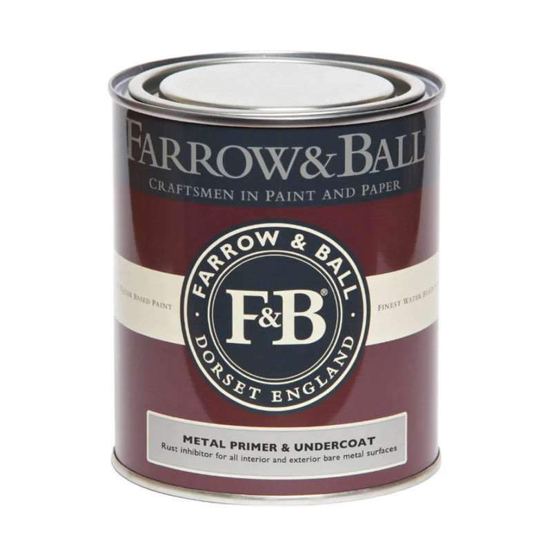 Farrow & Ball <br/> Metal Primer & Undercoat <br/> White and Light Tones