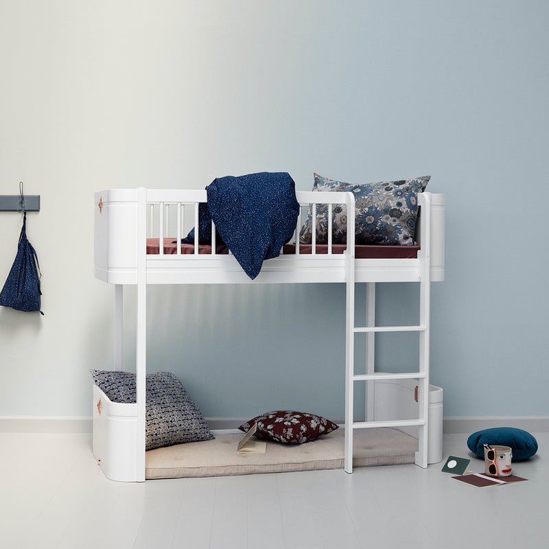 Oliver Furniture <br/> Spielmatratze Mini+ Halbhohes Bett <br/>