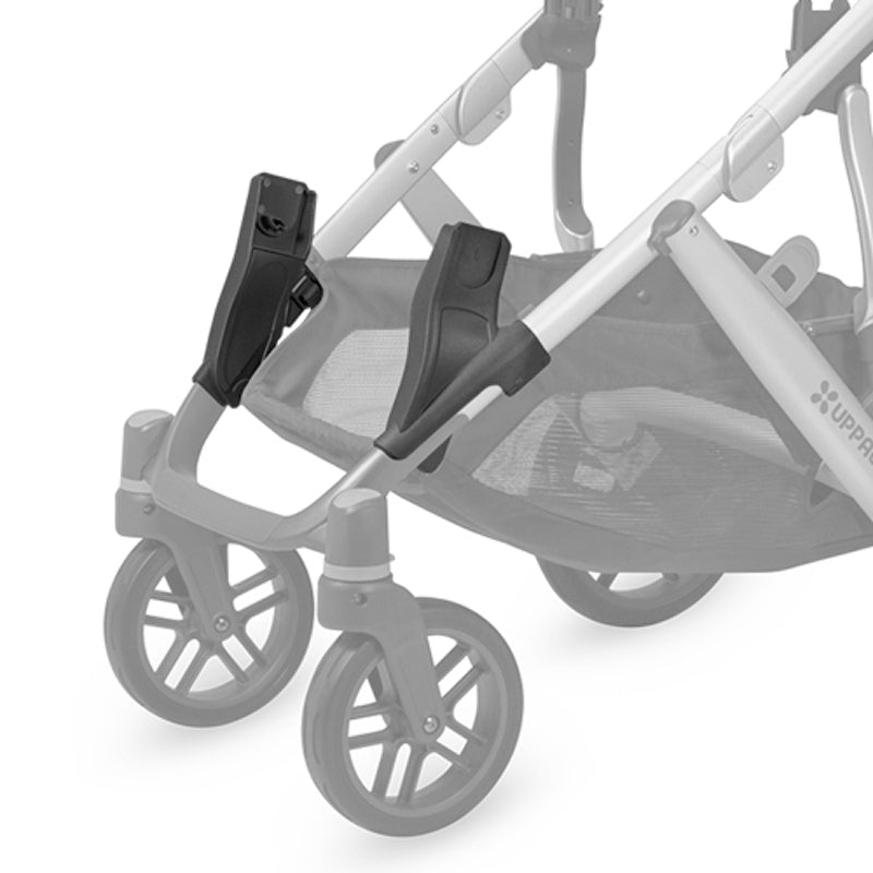 UPPAbaby Lower car seat adapter black
