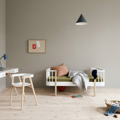 Oliver Furniture <br/> Juniorbett Wood <br/> Eiche 90 x 160 cm